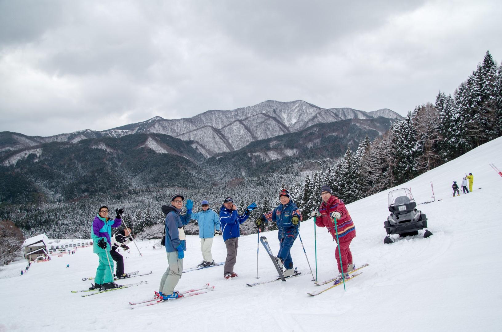 八森山スキー場