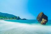 真夏の三瀬海岸