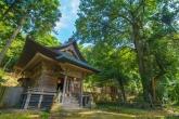 気比神社の直会殿