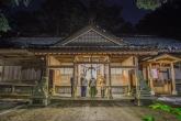 気比神社の初詣