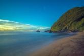 午後の三瀬海岸